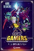 Cover-Bild zu Olsberg, Karl: Galactic Gamers - Der Quantenkristall (eBook)