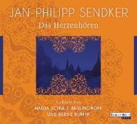 Cover-Bild zu Das Herzenhören von Sendker, Jan-Philipp