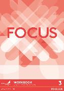 Cover-Bild zu Focus BrE Level 3 Workbook