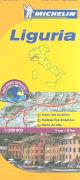 Cover-Bild zu Liguria. 1:200'000