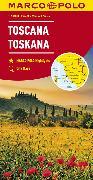 Cover-Bild zu Italien Blatt 7 Toskana. 1:200'000