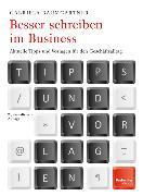 Cover-Bild zu Baumgartner, Gabriela: Besser schreiben im Business (eBook)