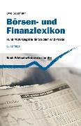 Cover-Bild zu Börsen- und Finanzlexikon