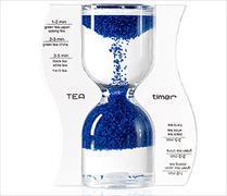 Cover-Bild zu Sanduhr PARADOX TEA TIMER Tango blue