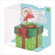 Cover-Bild zu Glück Schneekugel-Geschenkdose