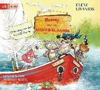 Cover-Bild zu Benny und die Waschbärbande - Unterwegs mit der Flotten Flaute von Livanios, Eleni