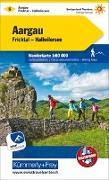 Cover-Bild zu Aargau, Fricktal, Hallwilersee Wanderkarte Nr. 11. 1:60'000