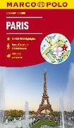 Cover-Bild zu MARCO POLO Cityplan Paris 1:15 000. 1:15'000