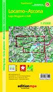Cover-Bild zu Locarno - Ascona. 1:25'000