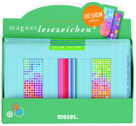 Cover-Bild zu DESIGN edition. Magnetlesezeichen Dots and Stripes