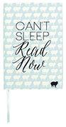 Cover-Bild zu libri_x Buchumschlag Can't sleep / Größe L