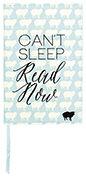 Cover-Bild zu libri_x Buchumschlag Can't sleep / Größe S
