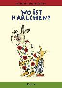 Cover-Bild zu Berner, Rotraut Susanne: Wo ist Karlchen?