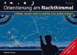 Cover-Bild zu Orientierung am Nachthimmel