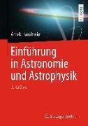 Cover-Bild zu Einführung in Astronomie und Astrophysik