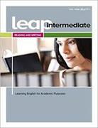 Cover-Bild zu LEAP: Learning English for Academic Purposes Intermediate Reading and Writing Student Book w/My eLab