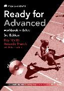 Cover-Bild zu Ready for Advanced 3rd edition Workbook with key Pack