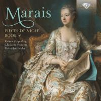 Cover-Bild zu Pieces de Viole - Book V