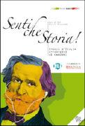 Cover-Bild zu Senti che Storia. Libro per lo studente