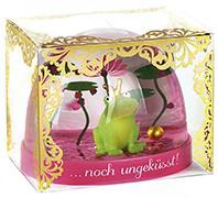 Cover-Bild zu Frösche und Prinzen. Froschkönig Glitzerkugel