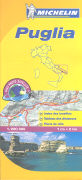 Cover-Bild zu Puglia. 1:200'000