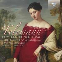 Cover-Bild zu Complete Concertos and Trio Sonatas
