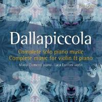 Cover-Bild zu Complete Music for Solo Piano and Violin