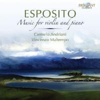 Cover-Bild zu Music for Violin and Piano