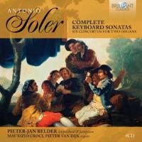 Cover-Bild zu Complete Keyboard Sonatas & Concertos