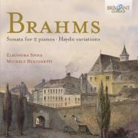 Cover-Bild zu Sonata for 2 Pianos / Haydn Variations