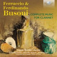 Cover-Bild zu Complete Music for Clarinet