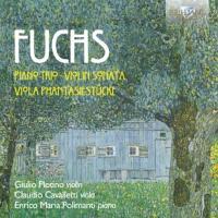 Cover-Bild zu Piano Trio / Violin Sonata / Viola Phantasiestücke