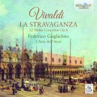 Cover-Bild zu La Stravaganza - 12 Violinkonzerte op.4
