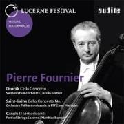 Cover-Bild zu Lucerne Festival, Vol. 7 - Pierre Fournier