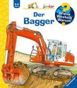 Cover-Bild zu Erne, Andrea: Wieso? Weshalb? Warum? junior: Der Bagger (Band 38)