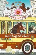Cover-Bild zu Die Haferhorde - Volle Ponyfahrt voraus! von Kolb, Suza