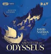 Cover-Bild zu Die Abenteuer des Odysseus von Lechner, Auguste