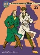 Cover-Bild zu Blake und Mortimer 25: Blake und Mortimer 25 von Sachse, Harald (Übers.)