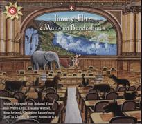 Cover-Bild zu Jimmy-Flitz e muus im Bundeshuus von Zoss, Roland