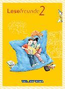 Cover-Bild zu Lesefreunde 2. Schuljahr. Neubearbeitung 2015. Lesebuch mit Lernentwicklungsheft. östliche BL,BE von Gutzmann, Marion