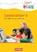 Cover-Bild zu Deutsch Plus - Lesetrainer 4. Schuljahr. Arbeitsheft von Gutzmann, Marion