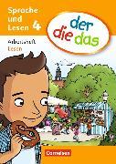 Cover-Bild zu der die das - Sprache und Lesen 4. Schuljahr. Lesen. Arbeitsheft von Gutzmann, Marion