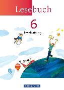 Cover-Bild zu Lesebuch 6. Schuljahr. Neue Ausgabe. Lesetraining. Arbeitsheft von Döring, Bärbel