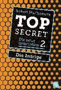 Cover-Bild zu Top Secret. Die Intrige von Muchamore, Robert