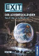 Cover-Bild zu Exit - Das Buch: Der Adventskalender von Brand, Inka
