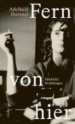 Cover-Bild zu Duvanel, Adelheid: Fern von hier (eBook)