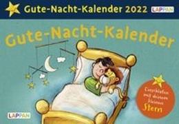 Cover-Bild zu Gute-Nacht-Kalender mit dem kleinen Stern 2022: Abendabreißkalender mit Geschichten und Einschlafritualen von Weber, Mathias (Illustr.)