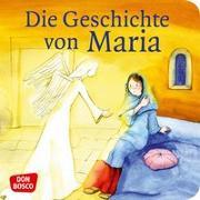 Cover-Bild zu Die Geschichte von Maria. Mini-Bilderbuch von Herrmann, Bettina