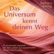 Cover-Bild zu Das Universum kennt deinen Weg von Kündig, Barbara