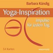 Cover-Bild zu Yoga-Inspiration von Kündig, Barbara